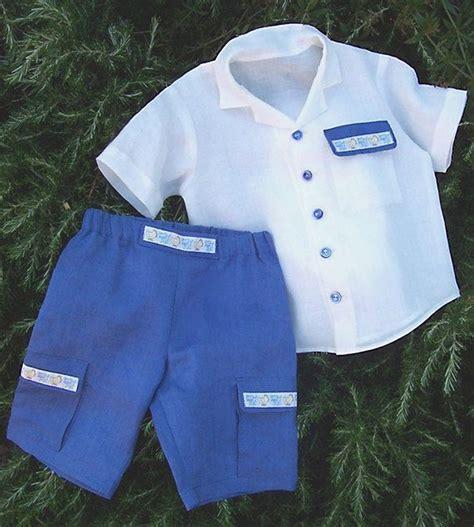 pattern shirt boy elegant boy sewing pattern pdf shirt and shorts long