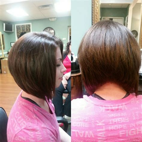 separsted ends bobs the 25 best stacked angled bob ideas on pinterest
