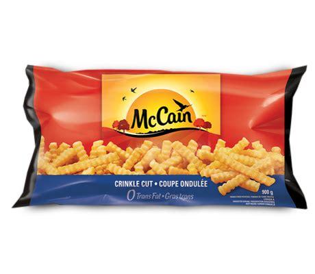 Golden Farm Crinkle Cut 1kg mccain oven chips crinkle