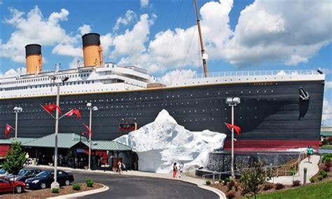 ny boat show coupon code titanic branson visit titanic branson groupon
