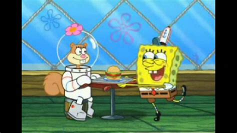 spongebob and another heaven