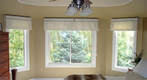 window drapery ideas best window treatments for kitchen bay windows american hwy