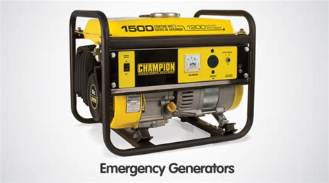 emergency generators generatorstop