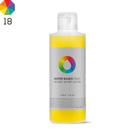 water based mtn water based paint 200ml highlights