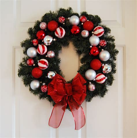 wreath diy diy evergreen christmas wreath sweet dee