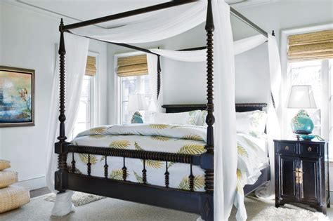 beach house bedding 4 poster canopy bed bedroom tropical with asian beach house bed beeyoutifullife com