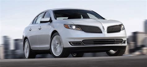2012 lincoln mks review specs pictures mpg price