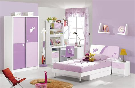 kids bed in closet