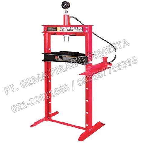 Alat Press Plastik Bekas jual hydraulic press 20ton mesin press bearing harga murah