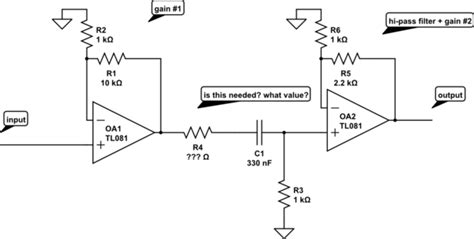 resistors in series op resistors in series op 28 images analog signal processing ppt lesson 4 op filters national
