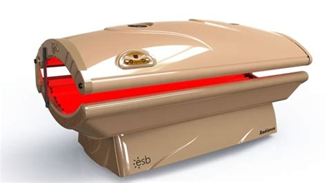 red light therapy bed red light therapy bed gives you sexy skin all over