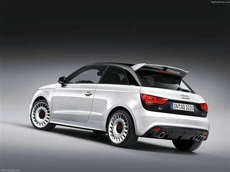 Das Audi by Das Schaufelrad Audi A1 Quattro Asphaltfrage