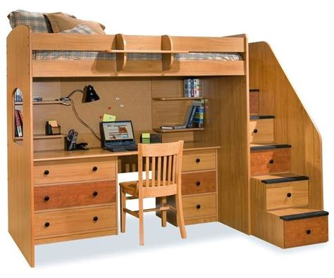 Bunk Bed With Step Drawers by Top 25 Best Bunk Beds With Stairs Ideas On
