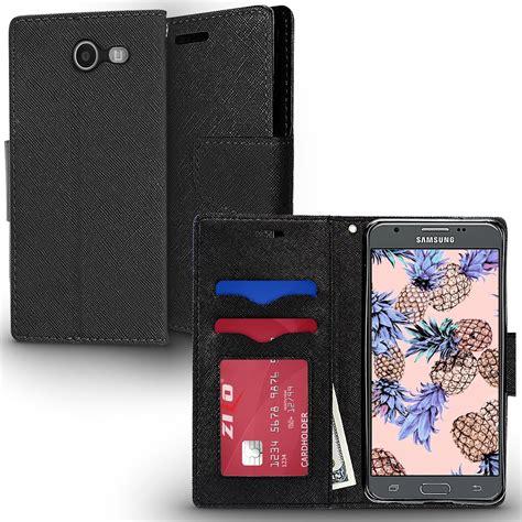 Softcase Jete Metal Samsung Samsung J3 Pro for samsung galaxy j3 2017 j327p wallet phone cover id card pocket slots ebay