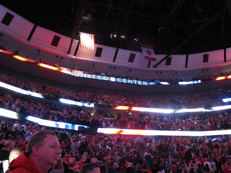Standing Room United Center by 30 30 Nights 187 Mid Trip Report After 15