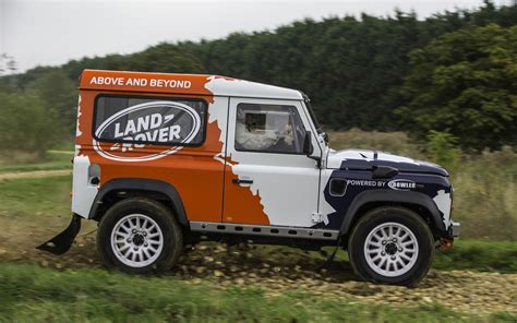 land rover bowler 2014 land rover defender challenge by bowler html autos post