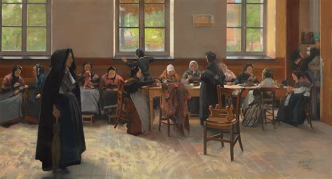 the knitting room 1000 images about hubert vos painter 1855 1935 on