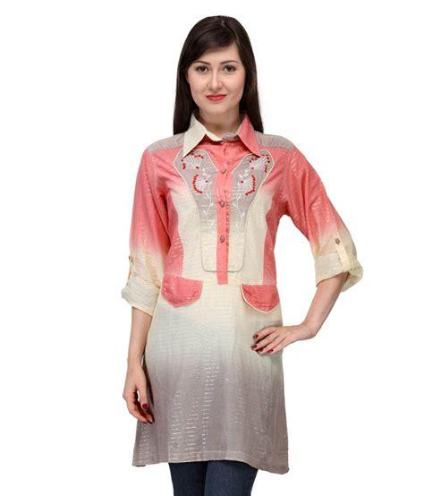 N1 Tenun Blouse Tunic india inc beige cotton tunics buy india inc beige cotton tunics at best prices in india