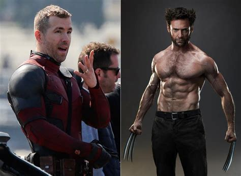 wolverine actor options ryan reynolds wants your help in a deadpool wolver wb