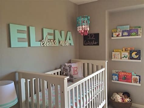 Baby Name Nursery Decor 1000 Ideas About Name Above Crib On Pinterest Nursery Colors Baby And Baby
