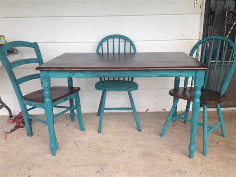 painted kitchen chairs everything kitchen best 25 teal table ideas on teal coffee