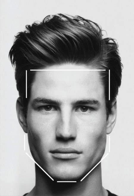 hairstyles for oblong face male oblong face hairstyles male immodell net