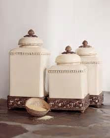 Decorative Kitchen Canister Sets by Unique Decorative Canisters Kitchen 2 Gg Collection