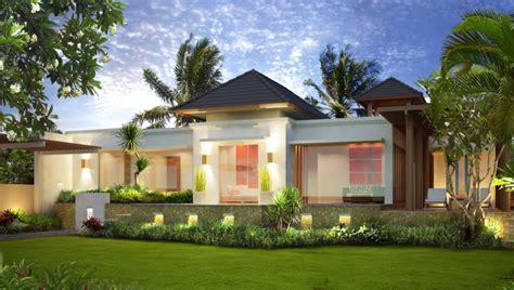 desain rumah villa 1 lantai gambar desain rumah 7 desain rumah villa idaman yang