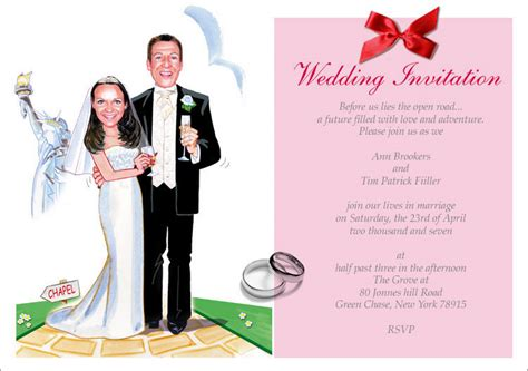 Humorous Wedding Announcement Wording by Wedding Invitations Humorous Wedding Invitations