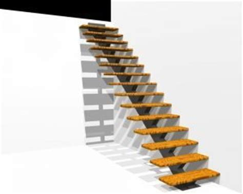 Staircase Banister Kits Floating Stairs Amp Single Stringer Staircases In Nyc Amp Ct