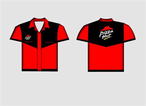 desain kemeja trans tv desain gambar kemeja pizza hut ganti seragam