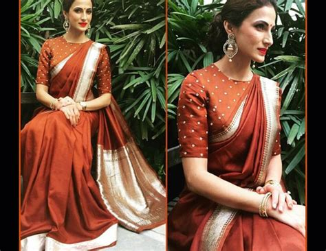 Chayra Blouse Au Collections 5 blouse designs to match with your silk saree lifeberrys