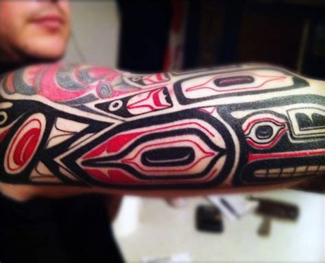 red black tribal tattoos 100 american tattoos for indian design ideas
