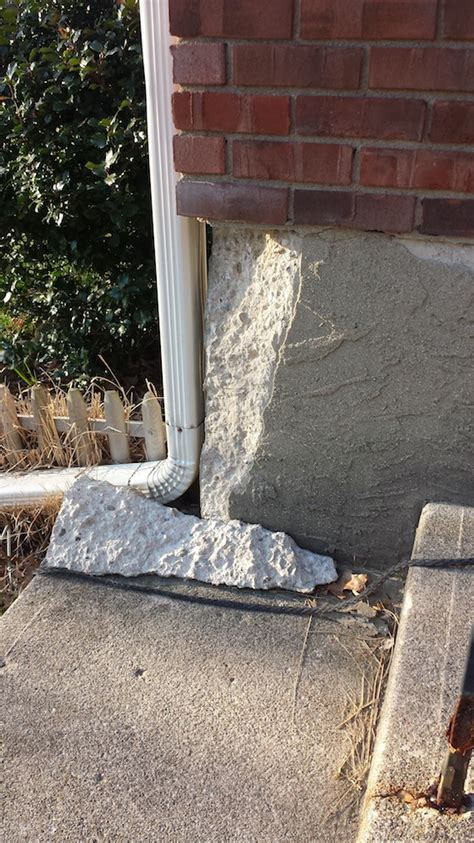 how to fix basement foundation corner repair ask the builder