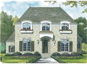 French Country House Designs by Eplans French Country House Plan Breathtaking European