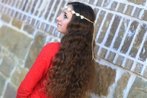 cute girl hairstyles no heat best 25 bandana curls ideas on pinterest no heat curl
