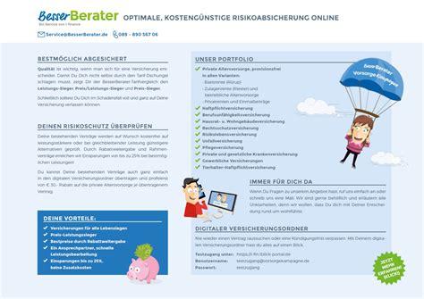 Kfz Versicherungen Janitos by Test Janitos Unfallversicherung Besserberater