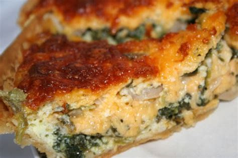 meat free monday spinach feta quiche everyday road to healthy
