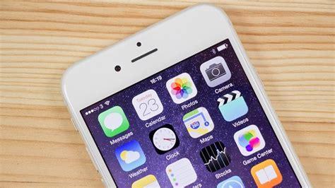 iphone reviews iphone 6 review macworld uk