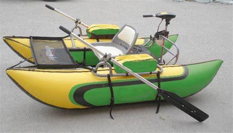 inflatable pontoon boat vs kayak bateau de p 234 che pneumatique simple en caoutchouc pvc avec