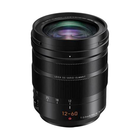 Panasonic Lensa 12 35mm F2 8 Black jual panasonic leica dg vario elmarit 12 60mm f2 8 4 asph