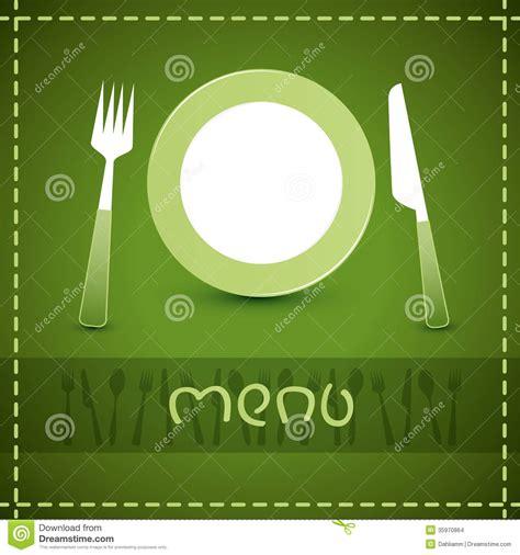 restaurant cover layout vector menu design stock images image 35970864