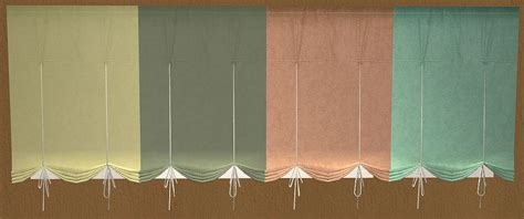 sims 3 curtains mod the sims more recolours of xmsims curtains open and