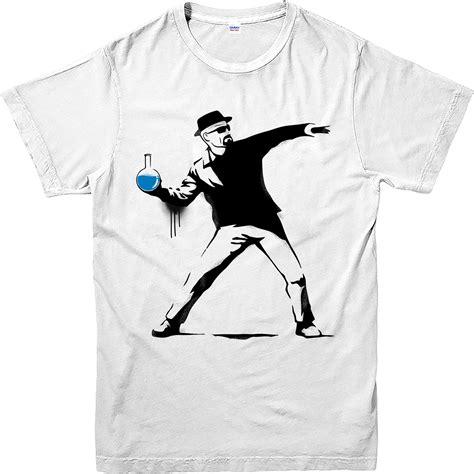 Breaking Bad Heisenberg T Shirt breaking bad t shirt heisenberg design top banksy