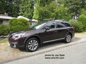 Subaru Outback Colors 2017 Outback Specs Options Colors Prices Photos And More