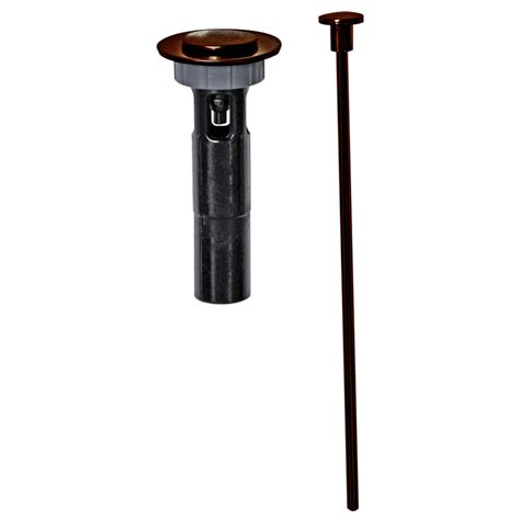 bronze drain assembly ez connect mix match bathroom drain trim in oil rubbed