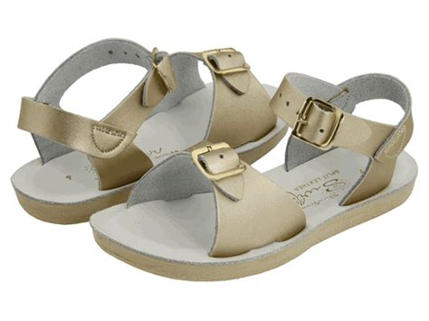 gold saltwater sandals salt water sandal by hoy shoes sun san surfer gold at