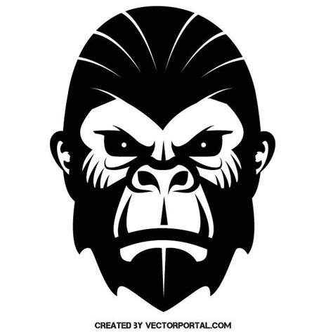 top 94 gorilla clipart free clipart image