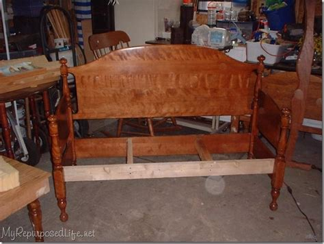 bench made from bed headboard maple bed headboard bench recycle and reuse pinterest