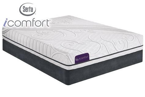 i comfort matress serta 174 icomfort 174 foresight queen mattress at gardner white
